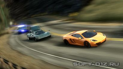 Обзор игры Need for Speed: The Run / NFS The Run.