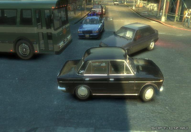 Категория: Глобальные моды для GTA 4 Название: Russia mod для GTA 4. Версия