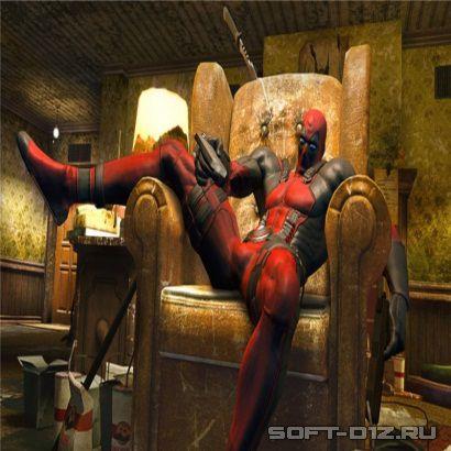 Deadpool – отпадный шутер-экшен