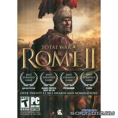 Total War: Rome II - игра для стратегов