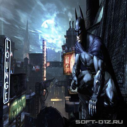 Рождественский Бэтмен - уже в продаже