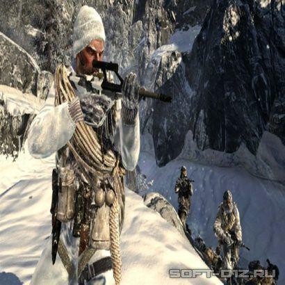 Компьютерная игра Call of Duty