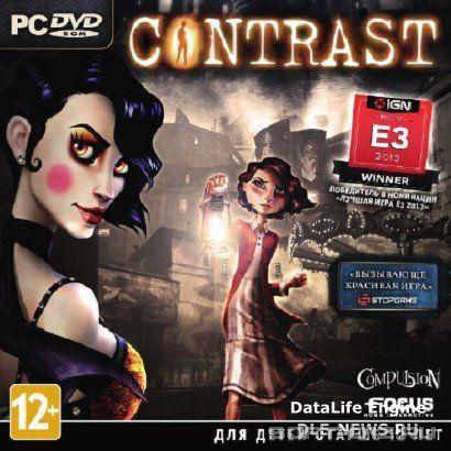 Обзор компьютерной игры Contrast
