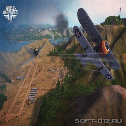 World of Warplanes начал набор пилотов