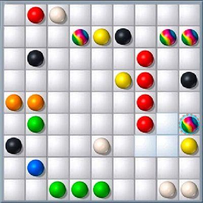 шарики онлайн игра